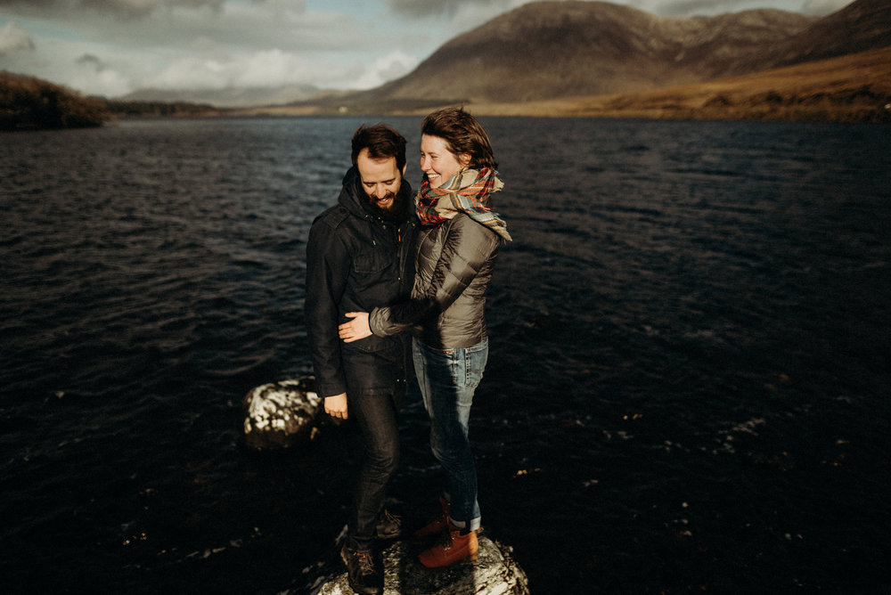 Connemara Elopement - Irish Wedding Photographer - Elopement Ireland-14.jpg