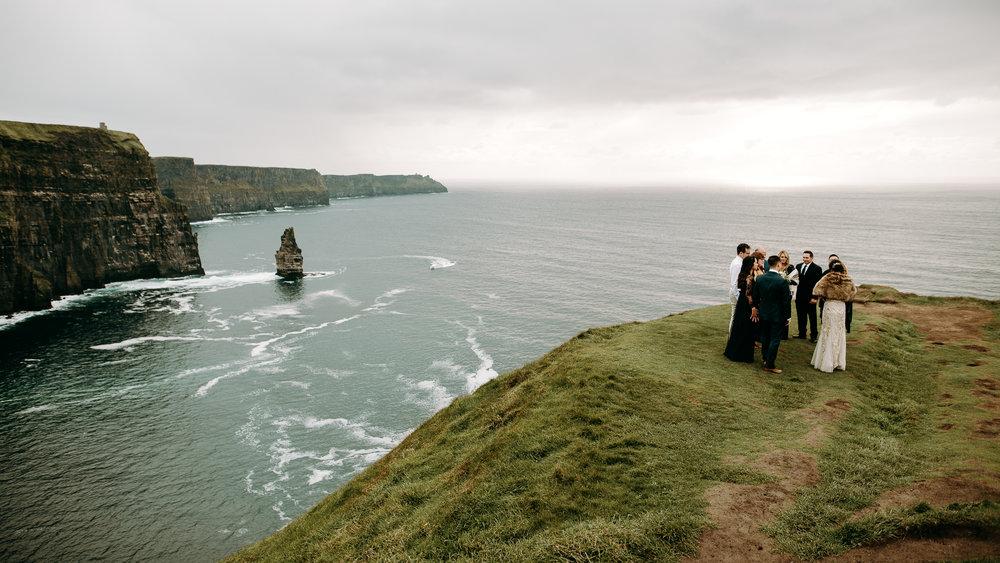 Taylor & Gloria - Cliffs of Moher Elopement-40.jpg