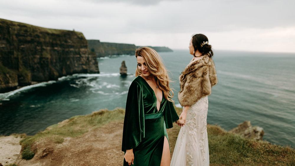 Taylor & Gloria - Cliffs of Moher Elopement-62.jpg