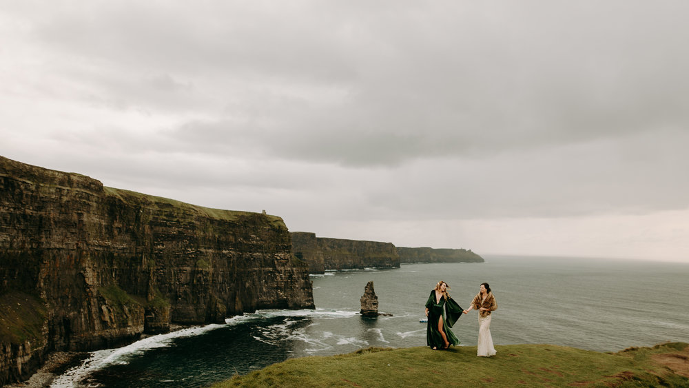 Taylor & Gloria - Cliffs of Moher Elopement-69.jpg
