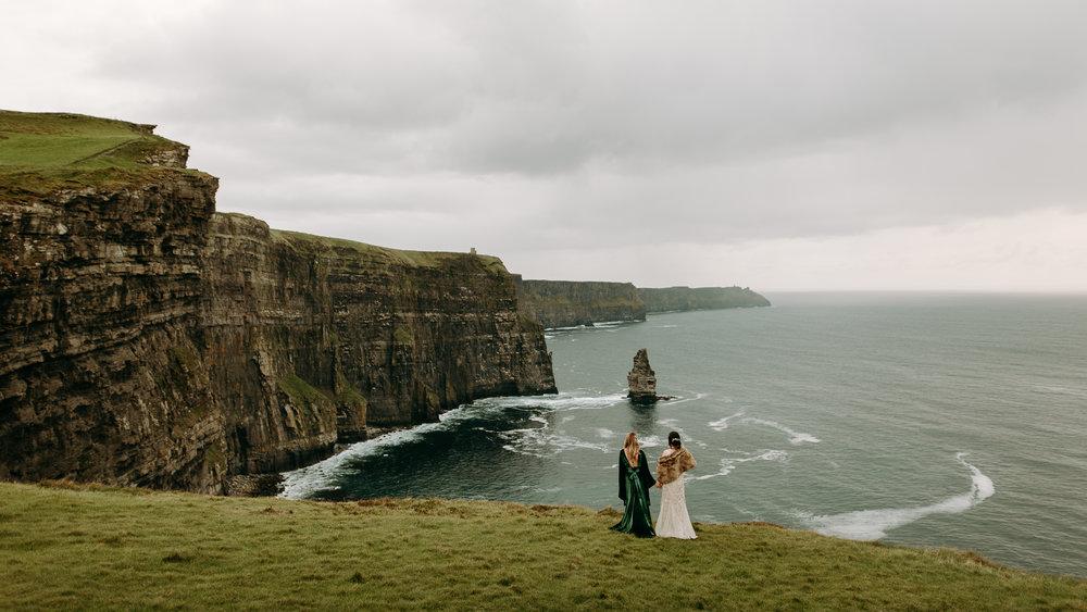 Taylor & Gloria - Cliffs of Moher Elopement-72.jpg