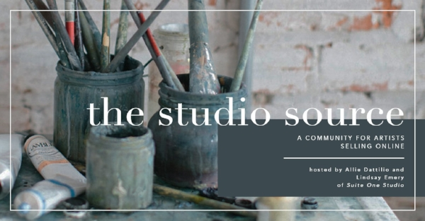 Allie Dattilio & Lindsay Emery are launching a new resource community for artists & makers who are selling their creations! From online courses to masterclasses and group coaching sessions, this will be the gift that keeps on giving! This will be offered as a monthly membership & is launching in the very near future, so head on over to the website by clicking the image above & join the waitlist to be the first to know when it does!