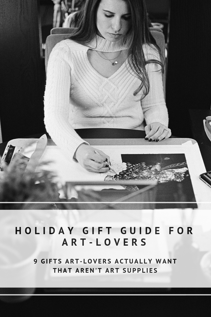 Natalie Dark Art Holiday Gift Guide For Art Lovers 9 Gifts Art Lovers Actually Want.png
