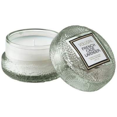 Voluspa French Cade Lavender:   The one everyone always asks about when they walk into my home…omg…so good!