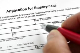 denied job criminal record san pedro attorney