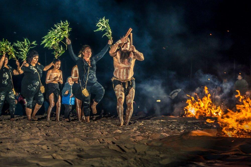 family dance at fire.jpg