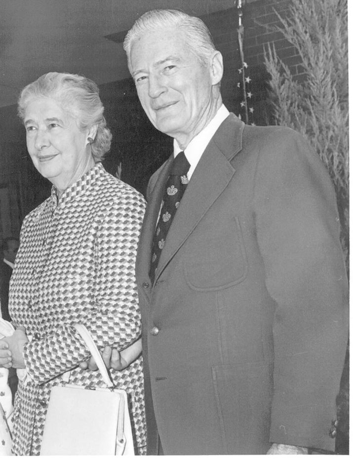 Copy of Donald and Virginia Sherwood were a strong team.