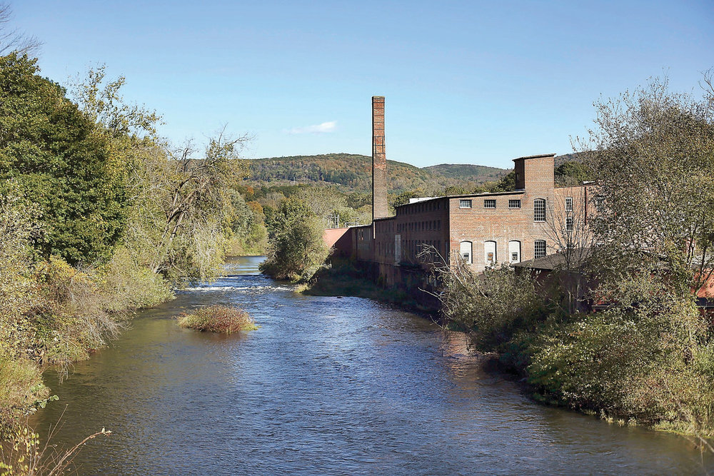 Plans to redevelop the former Eagle Mill have received the OK from the the Lee Zoning Board of Appeals to build in the floodplain. Next up, the project hopes to receive the blessing of the town's Planning Board and Conservation Commission, in that order.