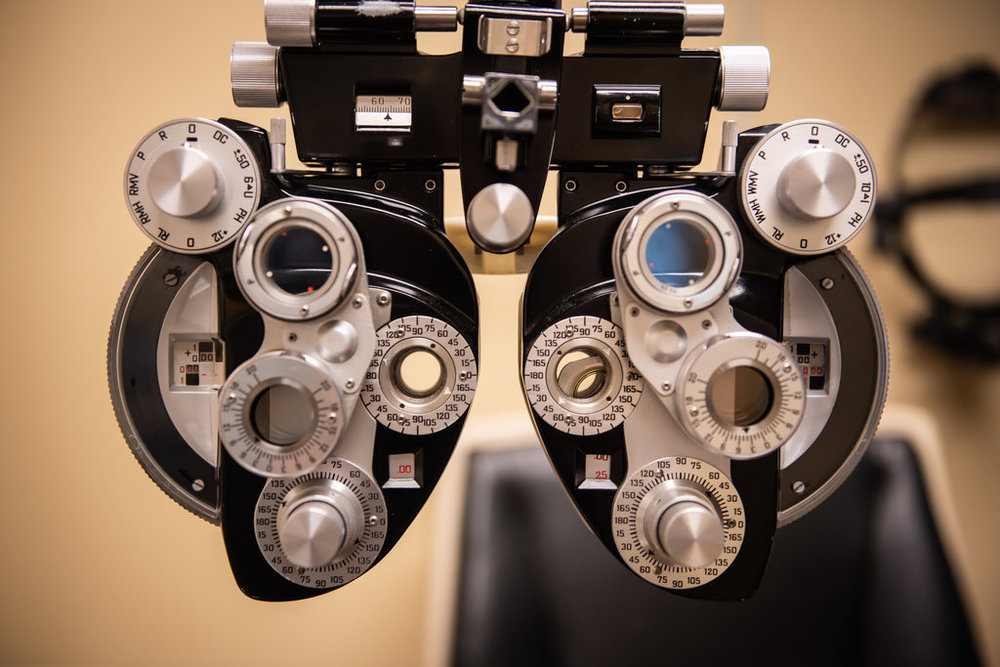 """Superlative vision care. Scientific nurturing, I have been coming here for over 30 years."" -- Greg L."