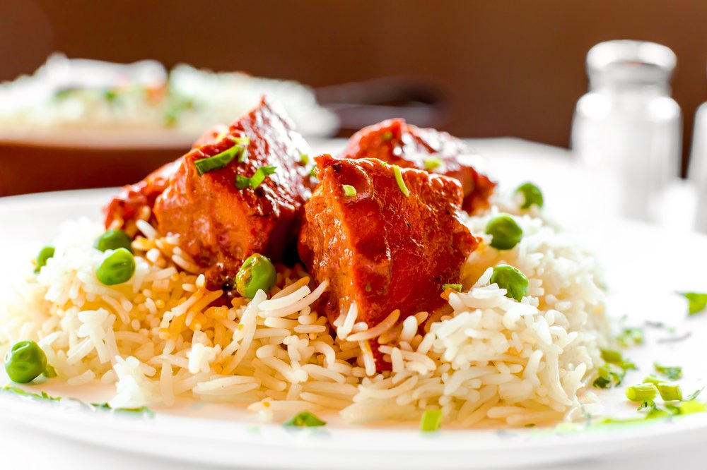 Chicken Tikka masala -