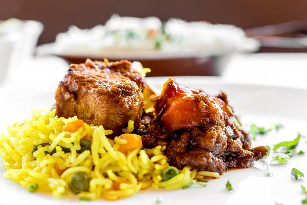 Chicken Vindaloo -