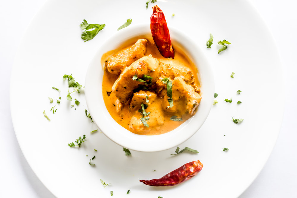 Chicken Dahi -