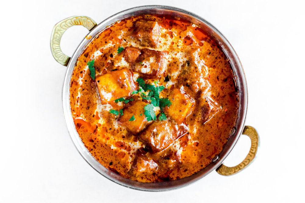 Indian Food History -