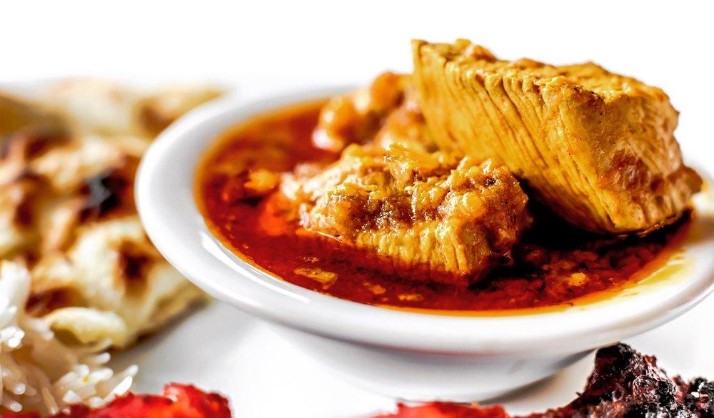 Curry Chicken -