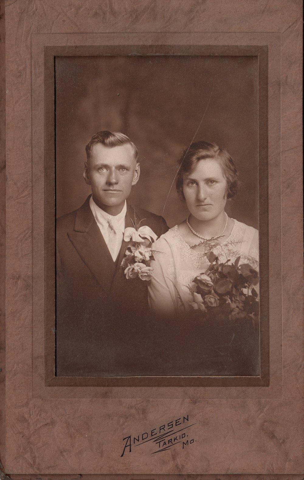 Grandpa and Grandma Lived live at #FarmerSpeed