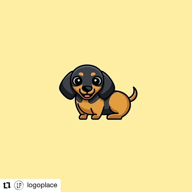 I neeeeed to start making more cute dog icons! Starting with my pup! #Repost @lkdesign.co • • • Dachshund by @vaneltia_design  Check the link on Bio to subscribe and get promoted. Follow us @lkdesign.co  #logoplace #adobe #illustrator #photoshop #branding #follow #photooftheday #picoftheday #instagram #logo #logodesign #creative #dribbblersofinstagram #graphicdesign #brandingdesign #logoplace