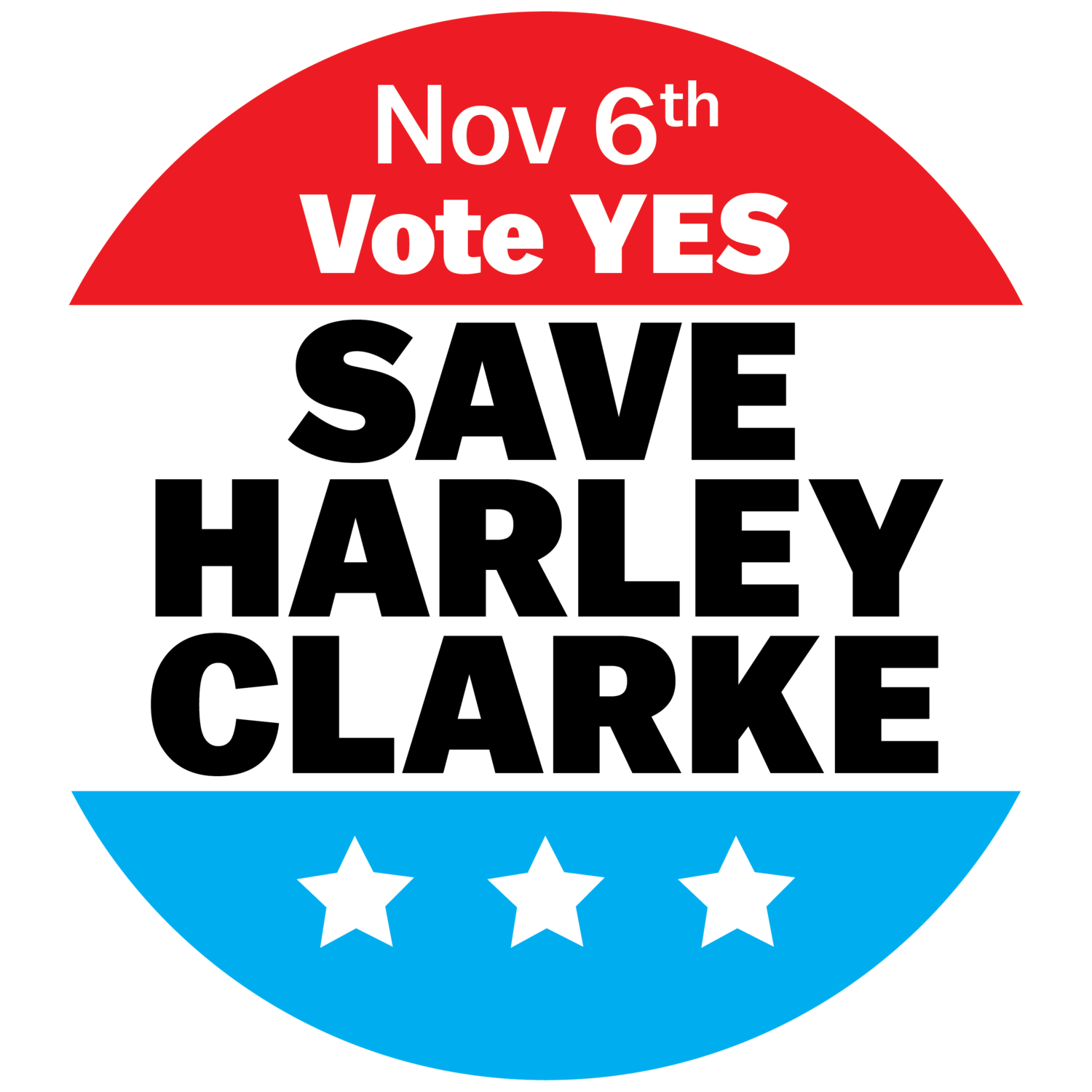 Save Harley Clarke