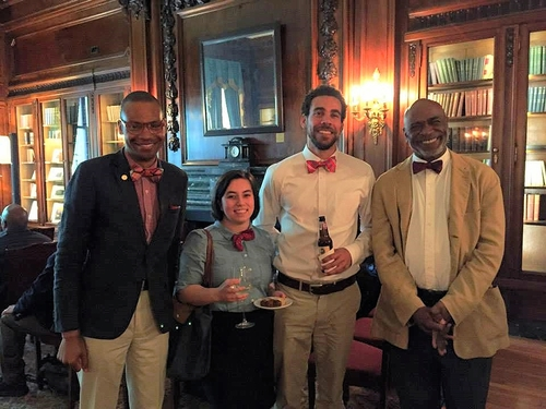 PERSPECTIVES ON BALTIMORE - We hosted a successful event entitled Perspectives on Baltimore: The Role of Design and Planning to Strengthen our Communities with the MD Chapter of AIA on Wednesday May 20th, 2015 at the Engineer´s Club in Baltimore.