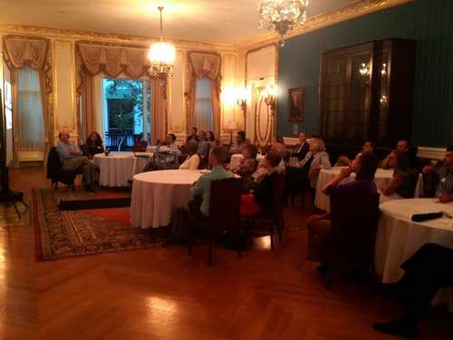 THE FILM INDUSTRY IN MARYLAND - MD APA hosted an event at the Engineer´s Club in Baltimore on August 20th in which we discussed how the film industry affects Maryland´s Communities. Speakers included Jack Gerbes, Director of the Maryalnd Film Office, and Debbie Dorsey, Director of the Baltimore Film Office.