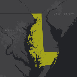 The Eastern Shore Region