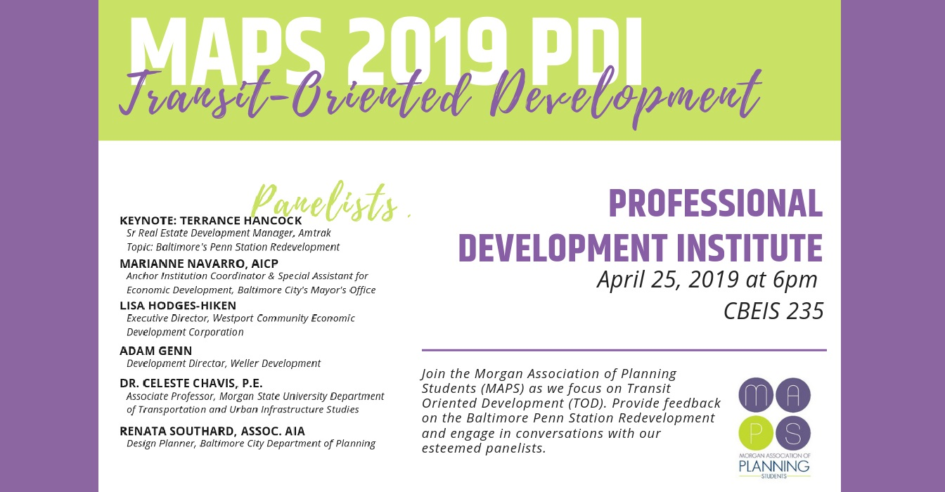 Events & Workshops — APA Maryland