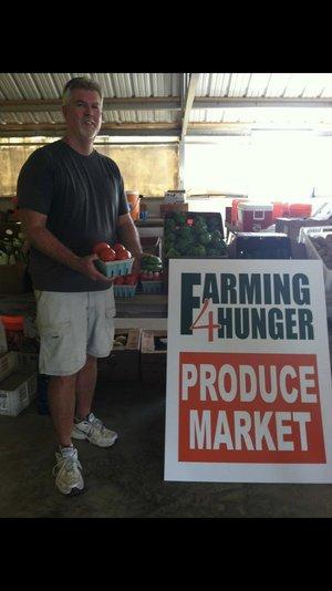Bernie & Farming4Hunger pic.jpg