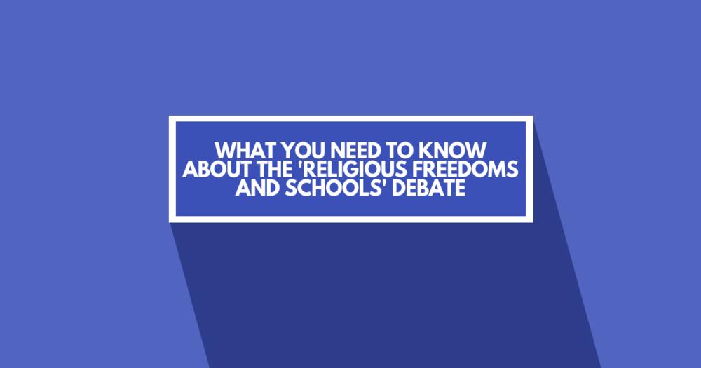 religious debate in schools