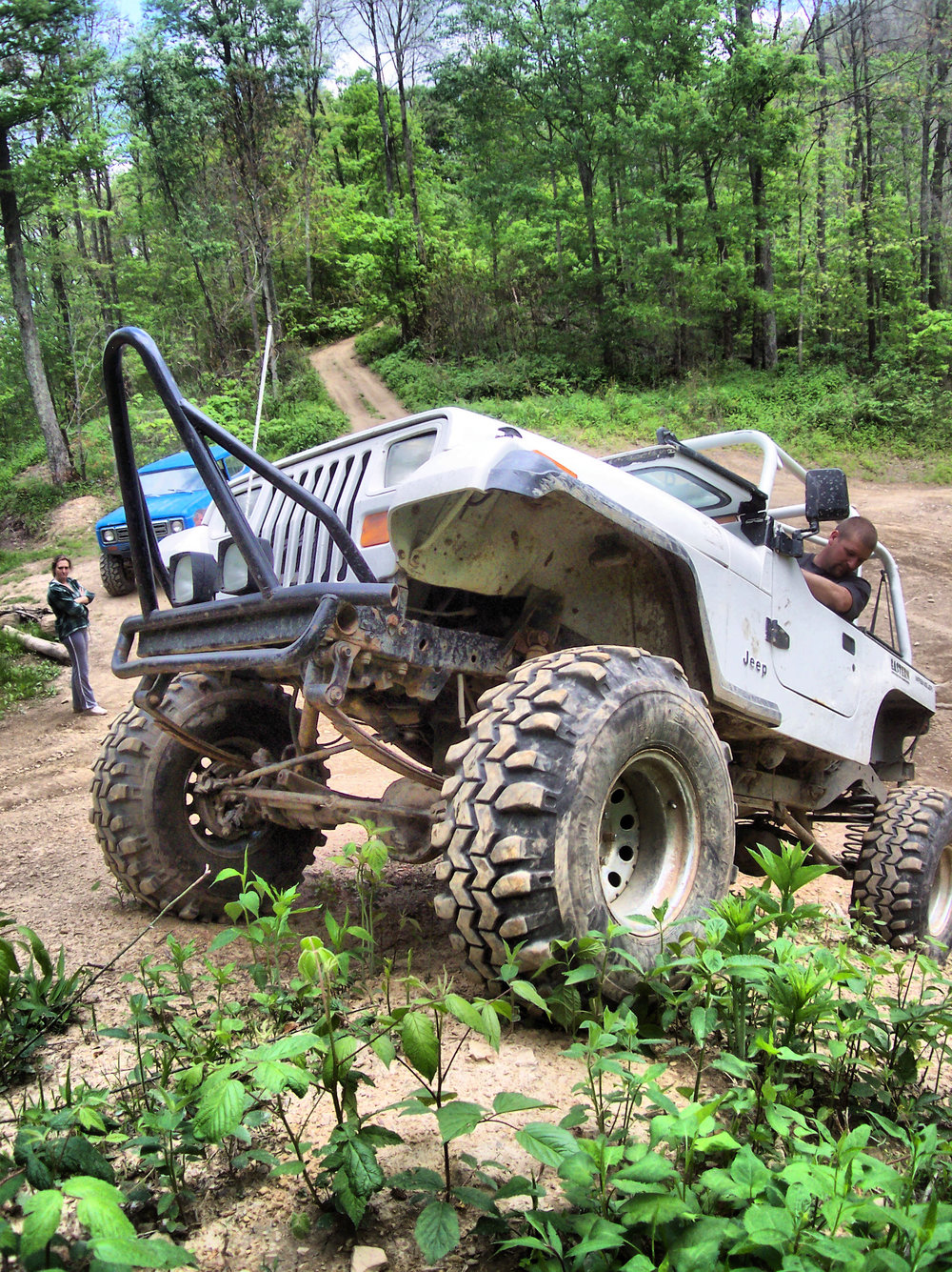Black Mountain Off-Road Adventure Area - This 7,000 acre Black Mountain Offroad Adventure area is every outdoor enthusiasts dream. Stay on the ground and ride your offroad vehicles on over 150 miles of easy, moderate and extreme trails or fly above the treetops on our 11 line zipline canopy tour. Whichever adventure you seek, we are sure to show you a good time!