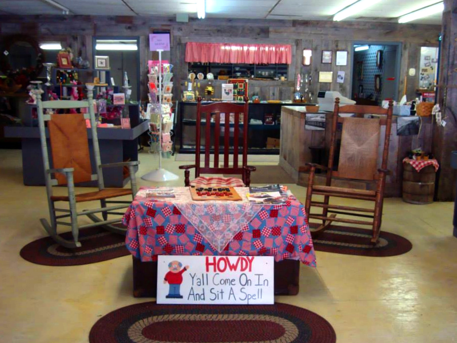 Poor Fork Arts & Crafts Guild - Everything in our unique store is original Appalachian handcrafted items or vintage