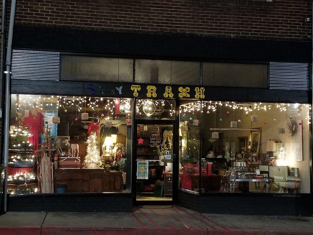 Sassy Trash - Harlan CountyWe offer repurposed