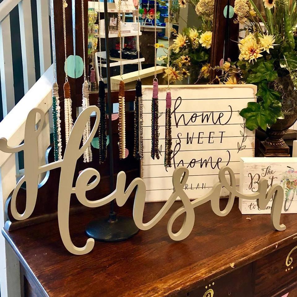 BelindaBelles - Harlan CountyHi! My name is Belinda Cassim and I am the owner of BelindaBelles, a retail store located inside of Henson Florist in Harlan, Kentucky