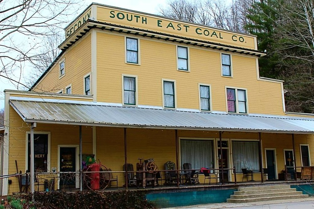 Highland Winery - We are a local winery / B&B founded in Seco, KY. Highland Winery resides in the beautifully restored South East Coal Company.