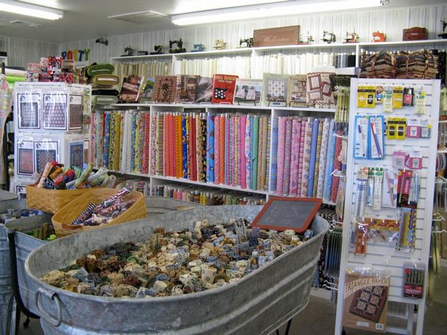 Backyard Fabrics - Perry CountyQuilt shop fabric... patterns...notions...lots of fabric at $5.00 a yard. A quilters delight! Open Monday - Friday 9am - 5pm. Saturday 9am - 12.