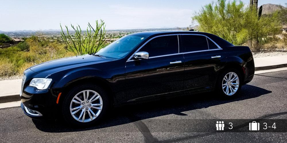 Luxury SEdan -