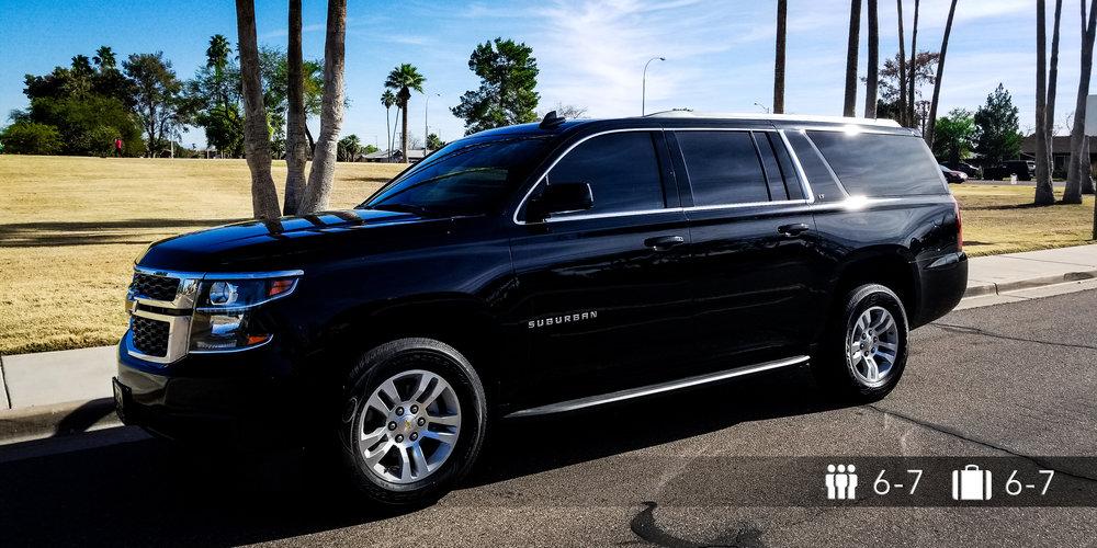 Luxury SUV -