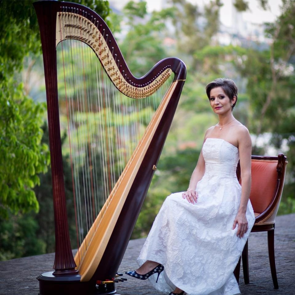 Maria Luisa Rayan  has performed to critical acclaim throughout the USA, Europe, and Latin America. A consistent prizewinner in competitions internationally, Ms. Rayan was awarded the Silver Medal at the USA International Harp Competition in both 1998 and 2001. Her harp studies began as a child in her native Argentina before coming to the United States to study harp with Susann McDonald at Indiana University.