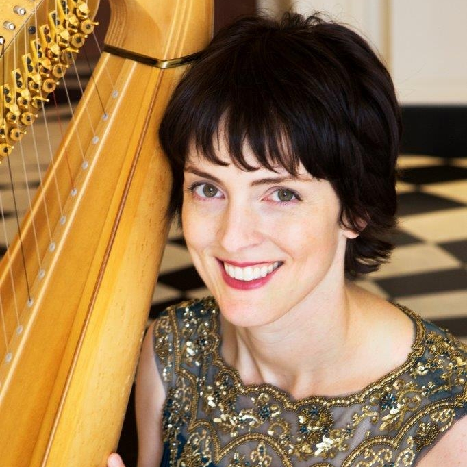 Elisabeth Remy Johnson  is Principal Harpist of the Atlanta Symphony. A graduate of Harvard University with a double major in Music and French, Ms. Remy Johnson was a consistent first-place prizewinner in national competitions, including the American Harp Society National Competition. Her harp studies were with Ann Hobson Pilot in Boston and Alice Chalifoux at the Salzedo Harp Colony in Camden, Maine.