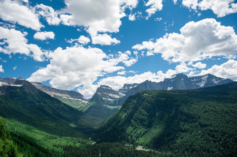 Glacier National Park, Montana 2017