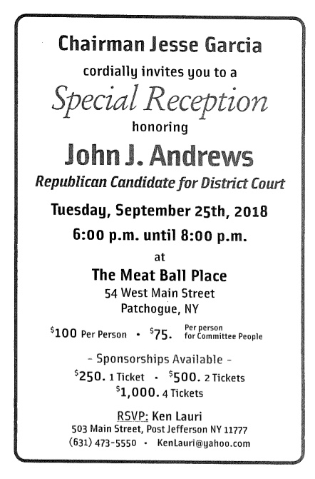 John J Andrews