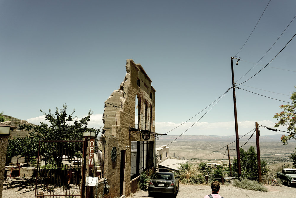 Edge of Jerome