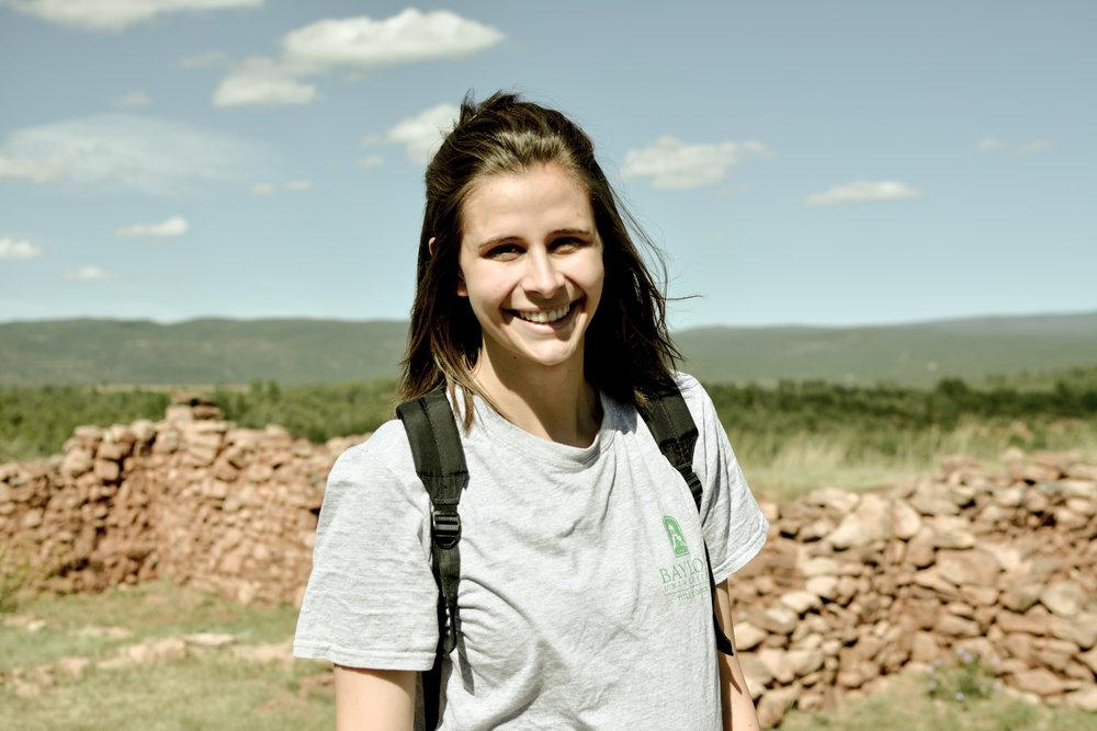 Rosemary at Pecos
