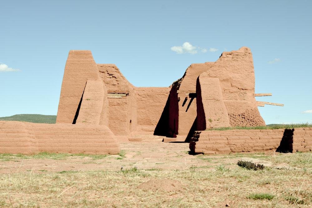 Pecos National Monument