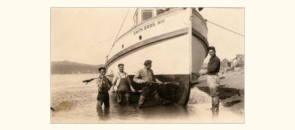 Smith Bros. No. 1, Bodega Bay's Smith Bros. Fishery (early 20th century)