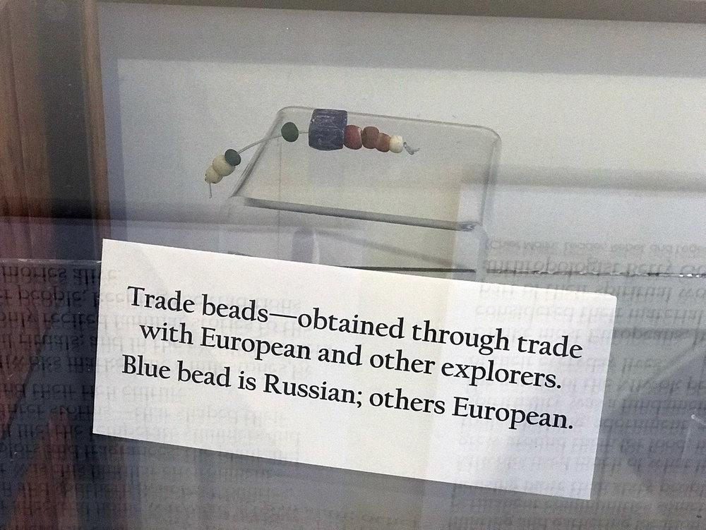 Miwok Trade Beads