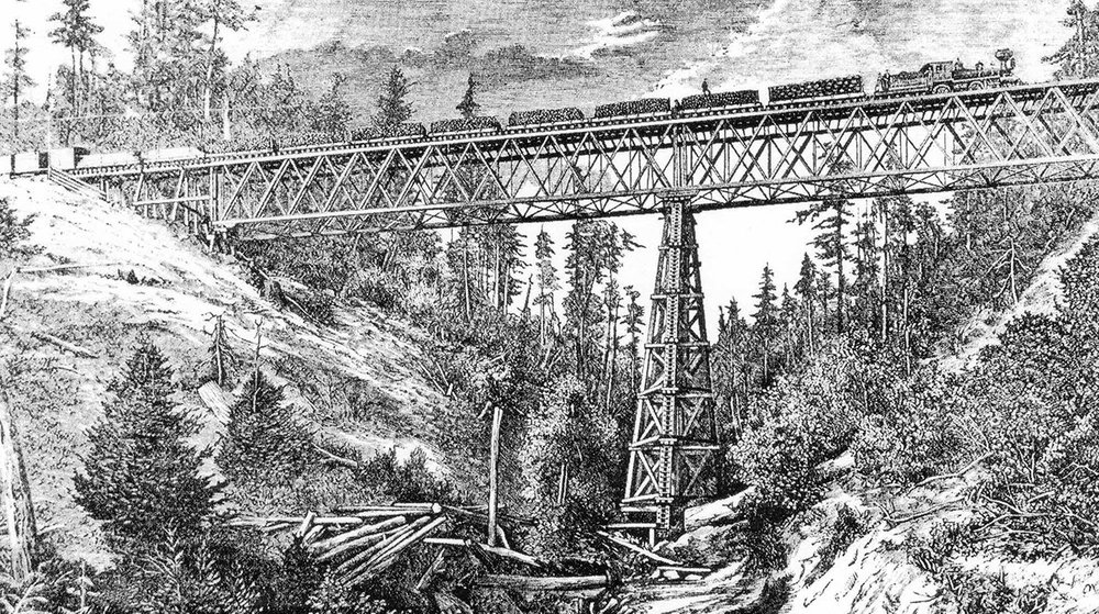 Brown's Canyon Trestle