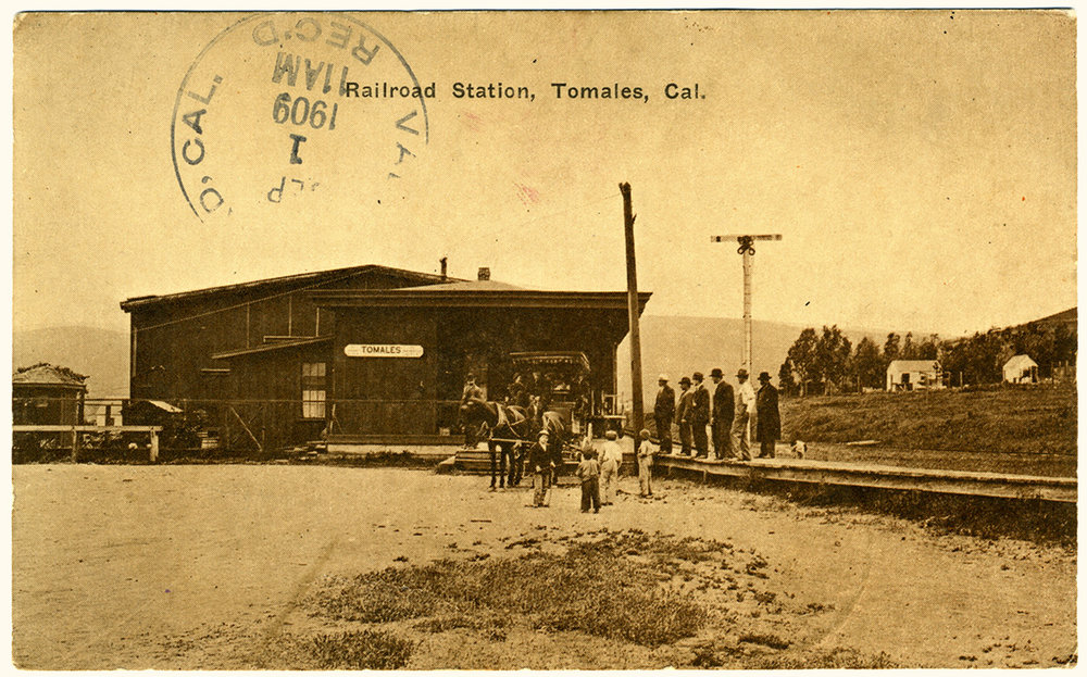Tomales Depot
