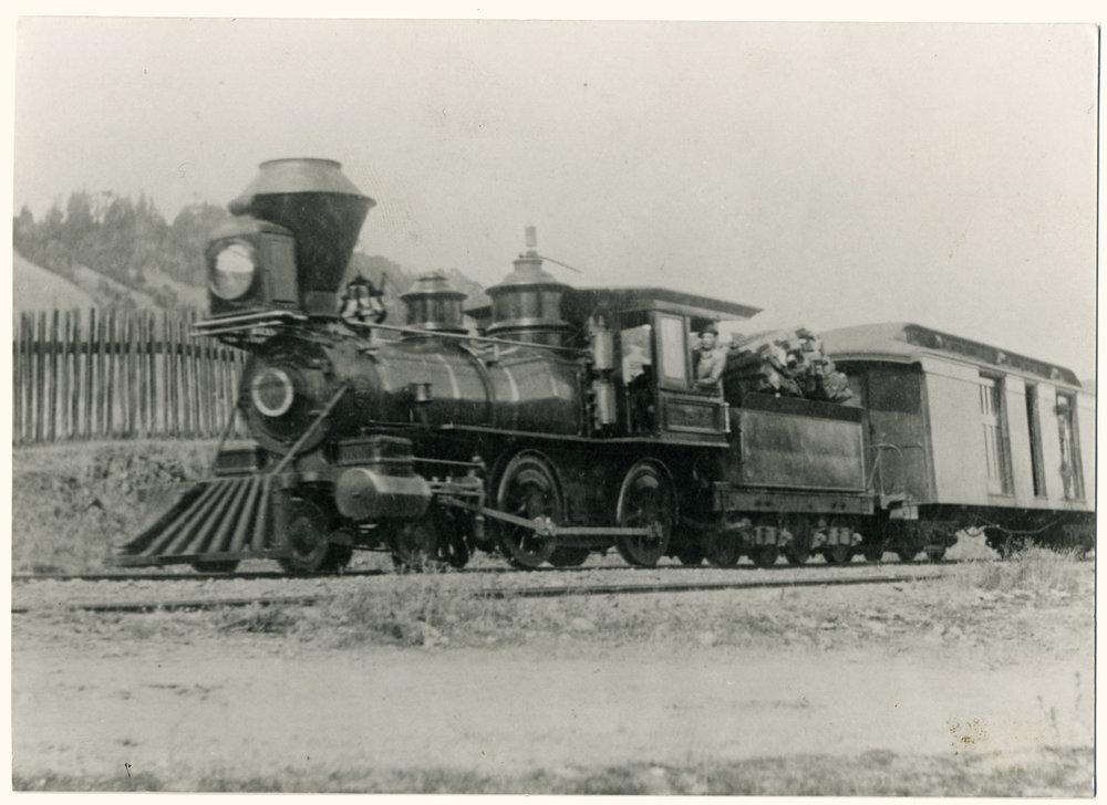 Train 1880s