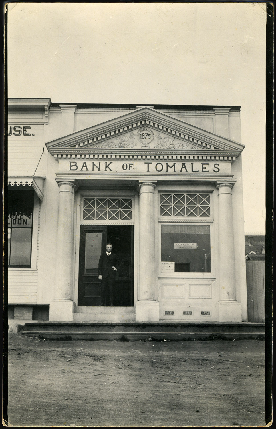 Bank of Tomales