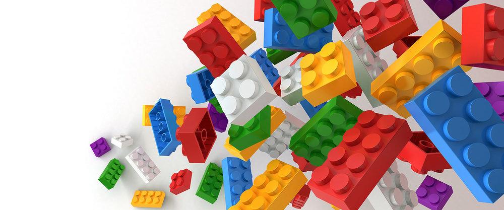 - : Let's Build :
