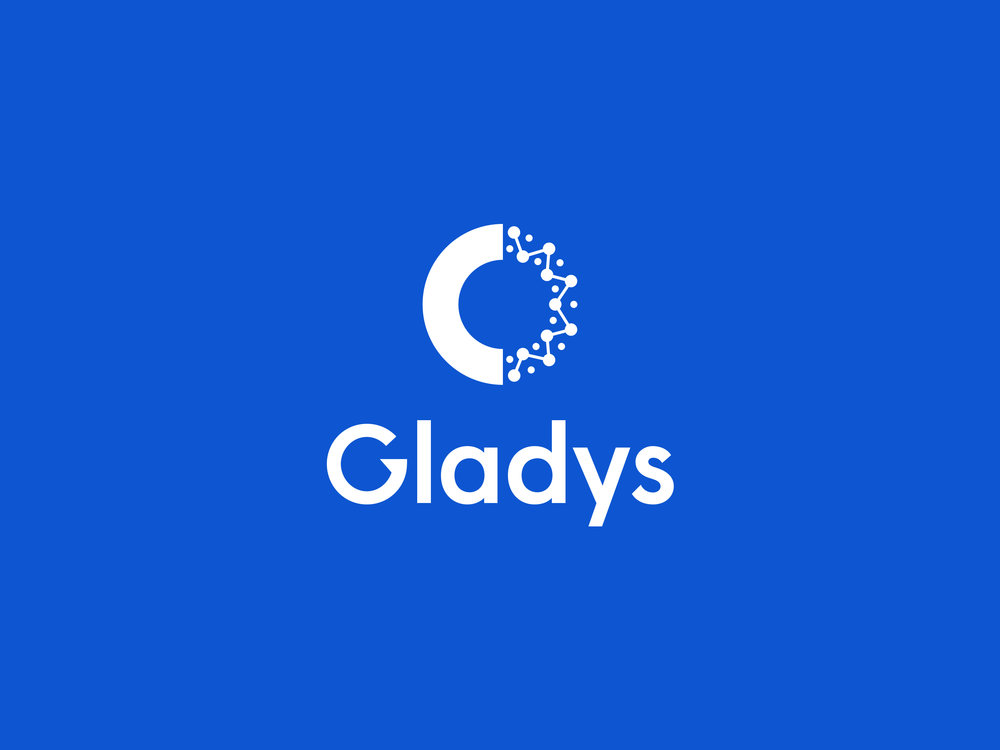 Looking at the idea that Gladys is always learning and is evolving this route variation uses round natural shapes representing a central system or eye of Gladys with her adaptive learning exposed underneath.